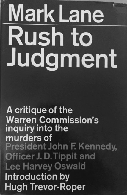 rush to judgement cover smaller