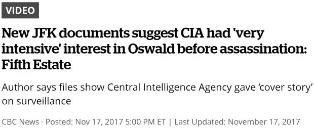43 cbc headline oswald and cia 3